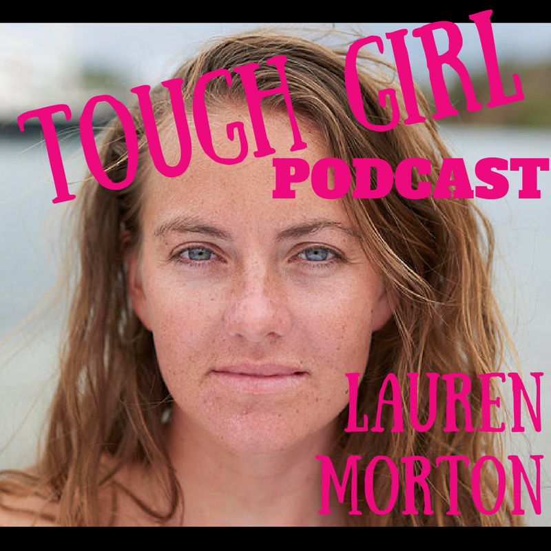 Lauren Morton - Ocean Rower, Adventurer & Bear Grylls - Island Survivor