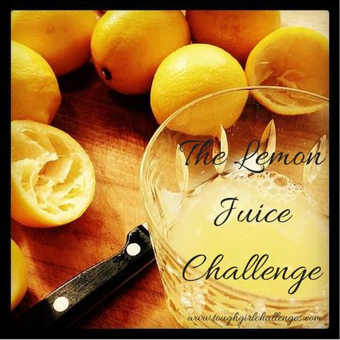 The Lemon Juice Challenge