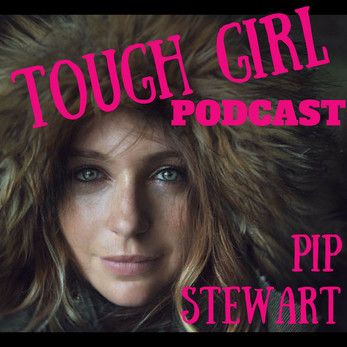 Tough Girl - Pip Stewart - Cycling 13,000 miles from Malaysia back home to London and most recently