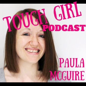 """Tough Girl - Paula McGuire - """"Must Try Harder"""" an unlikely adventurer who is an anxiety survivor."""