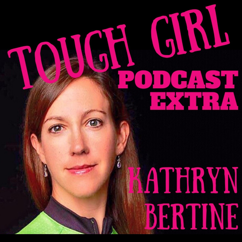 Kathryn Bertine - Athlete and advocate for equality in women's sports.