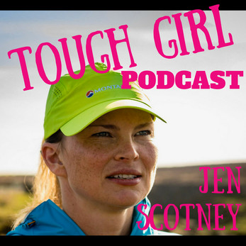 Tough Girl - Jen Scotney - 36, Vegan, Ultra-runner who works as a Human Rights Lawyer.