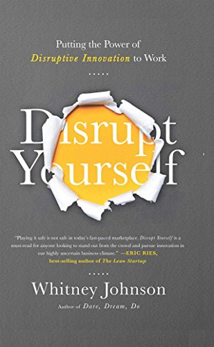 Blinkist - Inspiring Books! Disrupt Yourself By Whitney L. Johnson