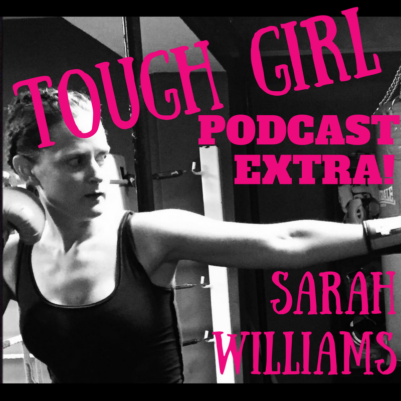 Sarah Williams - answering all your questions about Boxing!