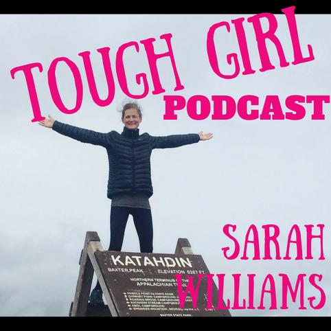 Sarah Williams - Thru hiking the Appalachian Trail (2,190 miles) in 100 days!