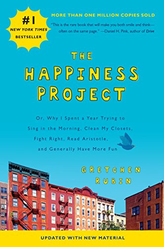 Blinkist - Inspiring Books! The Happiness Project By Gretchen Rubin