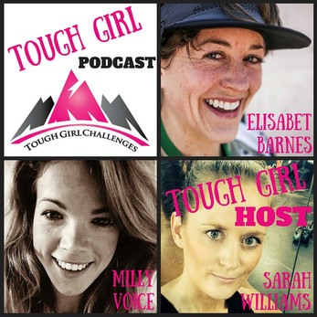 The final 2 Tough Girl Podcast Episodes for 2015!!!