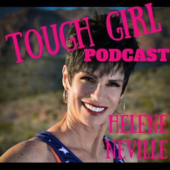 Tough Girl - Helene Neville - Nurse, Grandmother, 4X Cancer Survivor, Health Activist who ran around