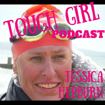 Tough Girl - Jessica Hepburn - Author of 21 Miles and The Pursuit of Motherhood. She's swam the Engl