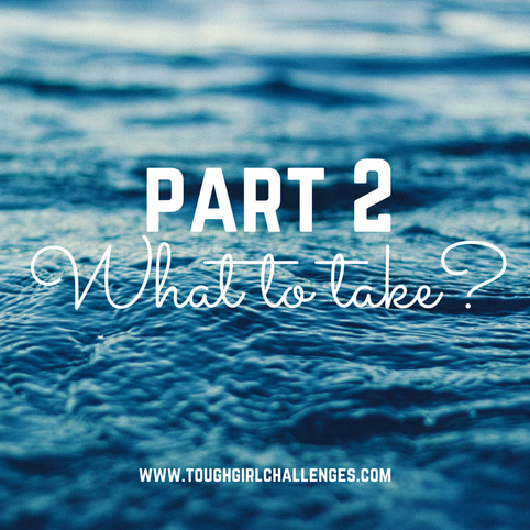 TRAVEL Part 2 - What to take?
