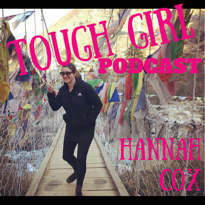 Tough Girl - Hannah Cox - minimalist & adventurer who travelled 18,000 miles overland from the UK to Bhutan on a journey to discover happiness!