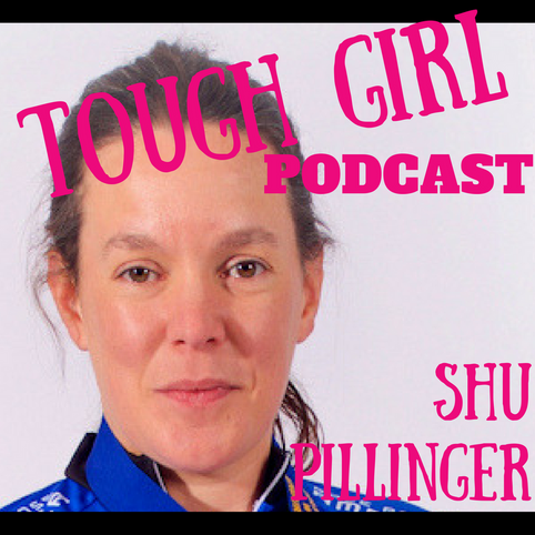 Shu Pillinger - 1st British woman to complete RAAM Solo in 2015 after broken clavicle in 2014.