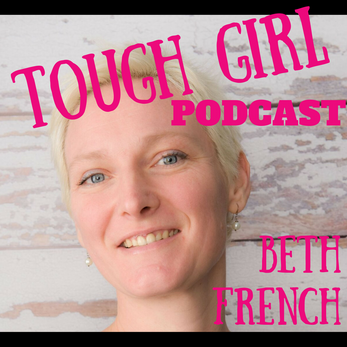 Tough Girl - Beth French - Ocean Swimmer, Inspirational Speaker. Recovering from ME- and bringing up