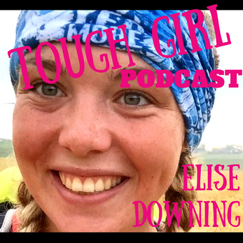 Tough Girl - Elise Downing - The youngest and only female to run 5,000 miles around the coast of Bri