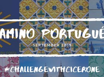 Hiking the Camino Portugués - September 2019 #ChallengeWithCicerone
