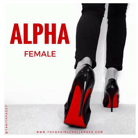 Am I an Alpha Female?