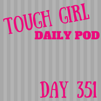 Tough Girl Daily PODCAST! Sunday 17th December - Getting very exciting!!! Not long to go now!!! #Tri