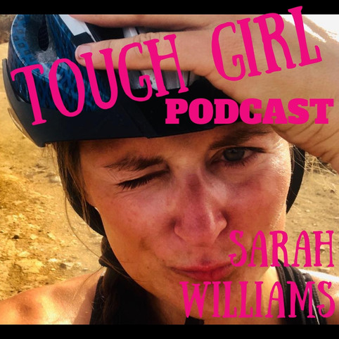 Sarah Williams - Cycling the Pacific Coast Highway & the Baja Divide!