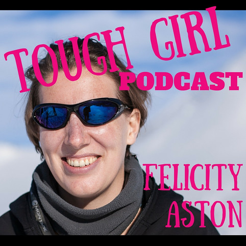 Tough Girl - Felicity Ashton MBE is an author, speaker, expedition leader and former Antarctic scien