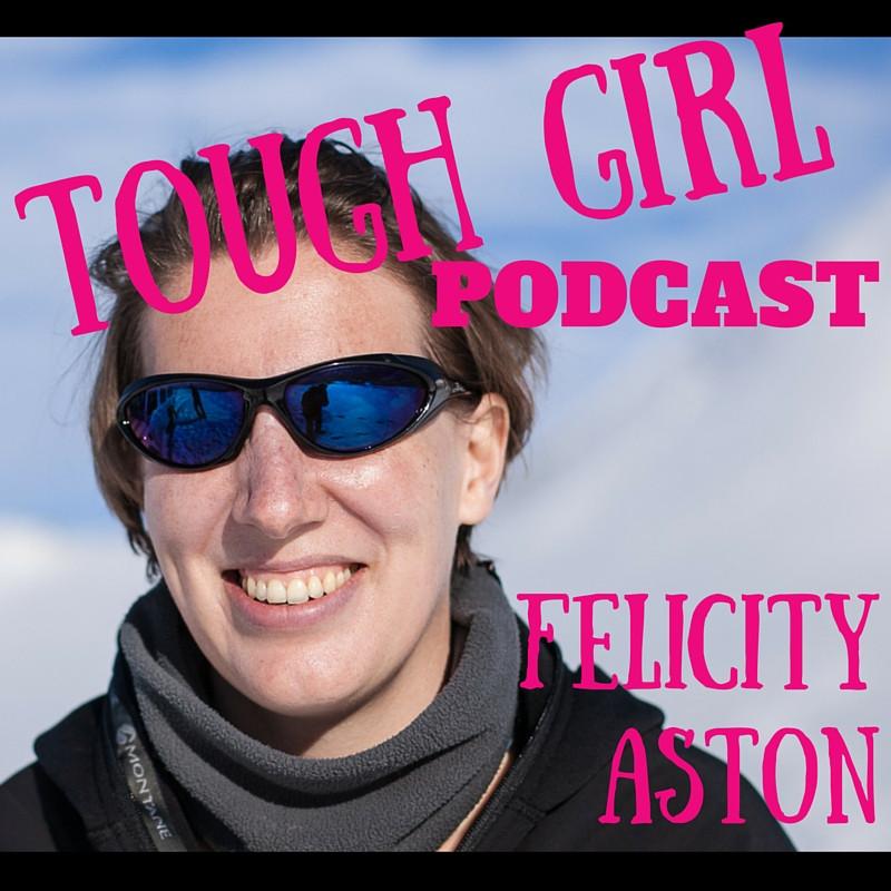 Felicity Ashton MBE - first woman to ski alone across Antarctic.