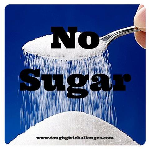 No Sugar & No Yeast for 3 Weeks