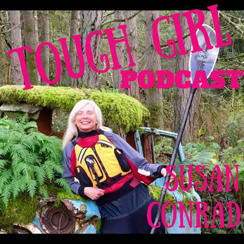 Tough Girl - Susan Conrad - Kayaking 'the Inside Passage', 1,200 miles down the western coast of Nor