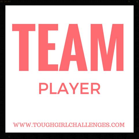 Team Player?