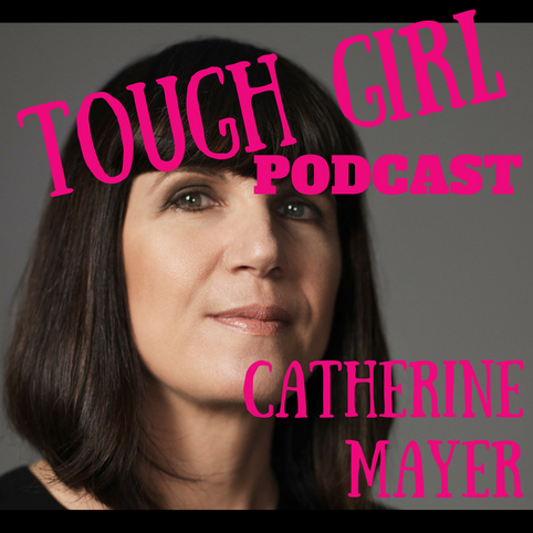Catherine Mayer - bestselling author, award-winning journalist, and the co-founder of the Women's Eq