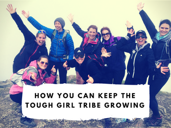 How You Can Keep the Tough Girl Tribe Growing