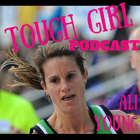 Tough Girl - Ali Young - She runs every distance from 800 m to 24hr endurance races!