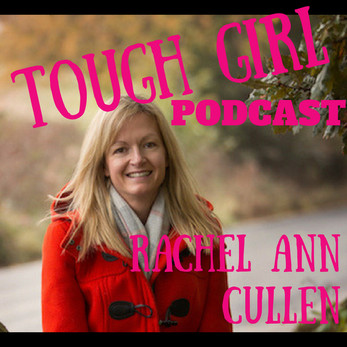 """Tough Girl - Rachel Ann Cullen - Author of """"Running for my Life"""" sharing about mental health and how"""