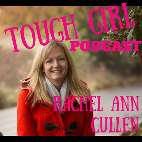 """Rachel Ann Cullen - Author of """"Running for my Life"""" sharing about mental health"""