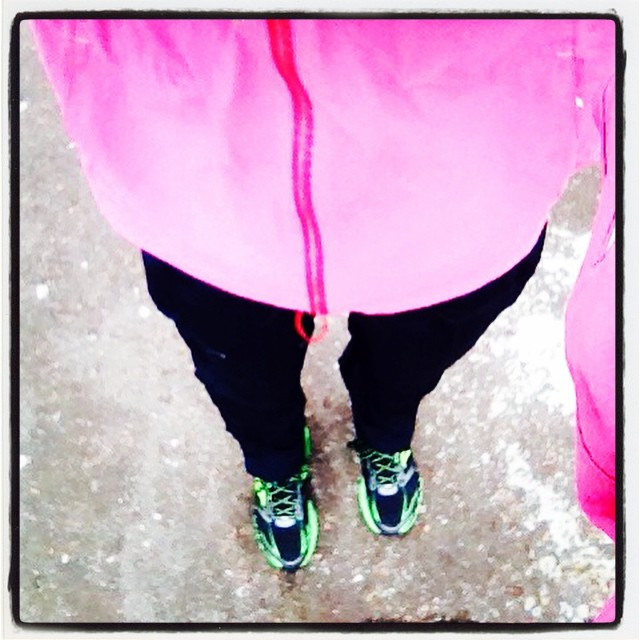 Instagram - All wrapped up against the elements!! #letsdothis #letsgorun #traini
