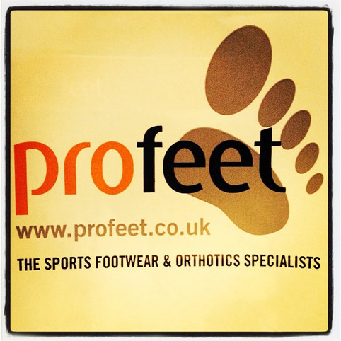 Trainers sorted for MdS with Profeet