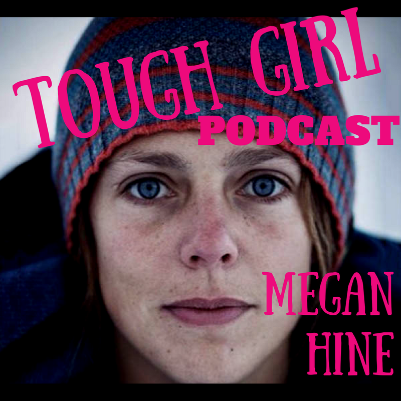 "Tough Girl - Meike Stones  ""Powered By Me"" - A year-long human-powered lifestyle adventure"