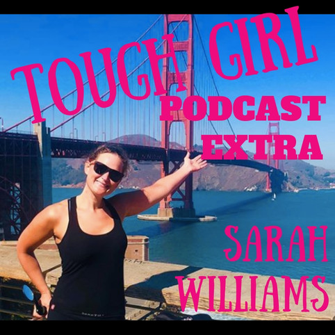Sarah Williams - Reflections on 2018 and the start of 2019. Plus plans for Tough Girl Challenges.