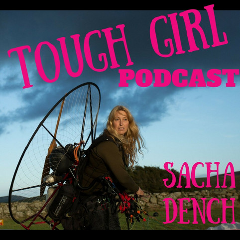 Sacha Dench - 'The Human Swan' travelling 7,000 km from Arctic Russia to the UK on a paramotor!