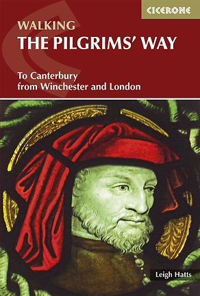 The Pilgrims' Way To Canterbury from Winchester and London