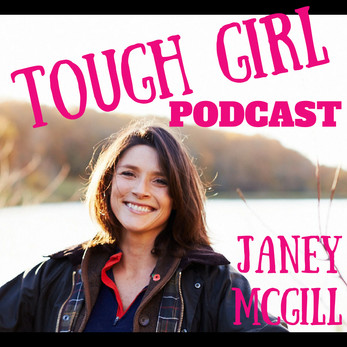 Tough Girl - Janey McGill - 630-mile trek of the South West Coast Path, planting sunflower seeds to