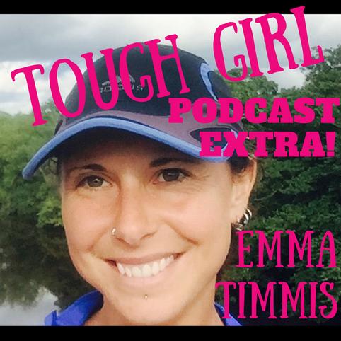 Emma Timmis - Australian Alpine Walking Track & running Hadrian's Wall!