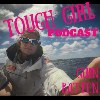 Guin Batten, a former professional rower who won an Olympic silver medal in Sydney in 2000, she also