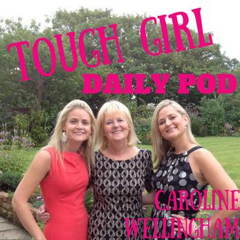 Tough Girl Daily - 1st April  - Special Guest - Caroline Wellingham!