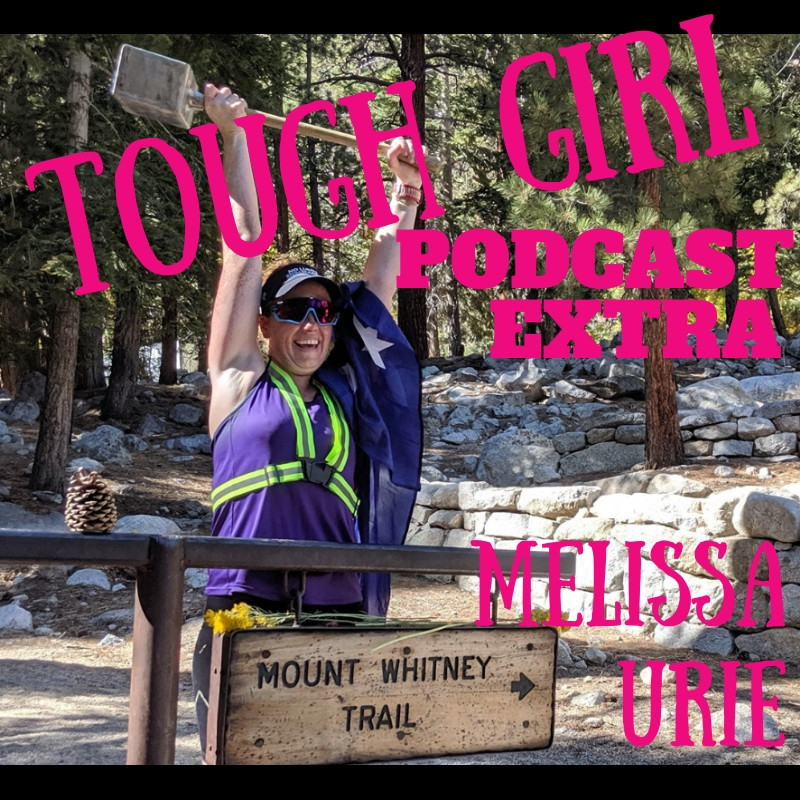 Melissa Urie - First women to complete UberMan. Ultra-Triathlon - A 21-mile swim, 400-mile bike ride followed by a 135 mile run through Death Valley!