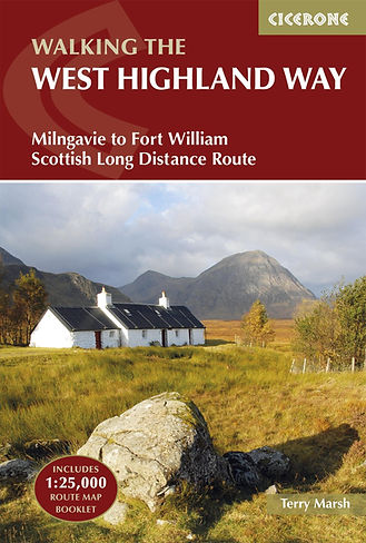 The West Highland Way Milngavie to Fort William Scottish Long Distance Route