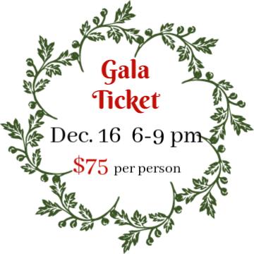 2018 IMC GALA - Grand Idyllwild Lodge - Dec 16 - 6-9pm