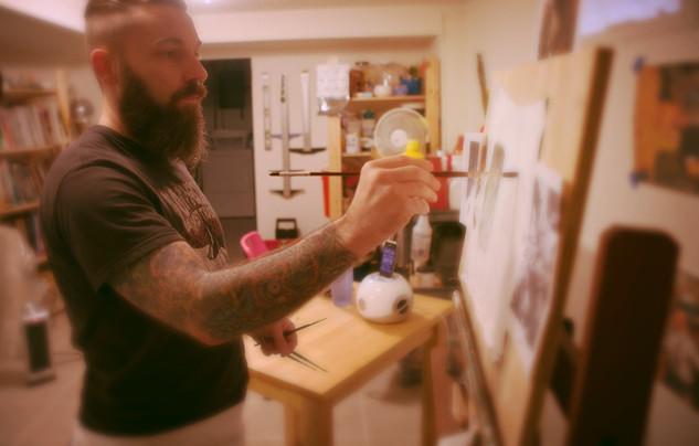 Studio Painting - Image 2