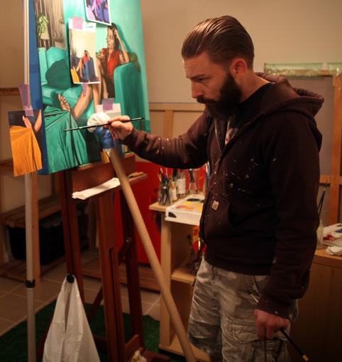 Studio Painting - Image 3