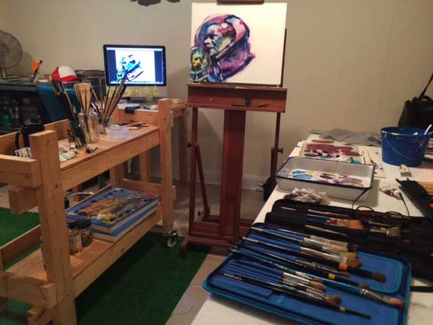 Studio Setup - Image 1