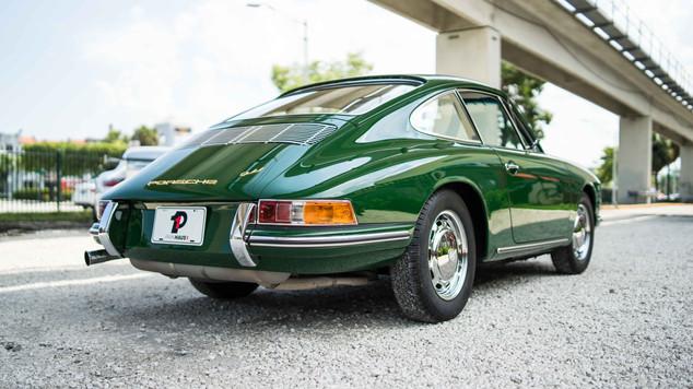 Irish Green 1965 911