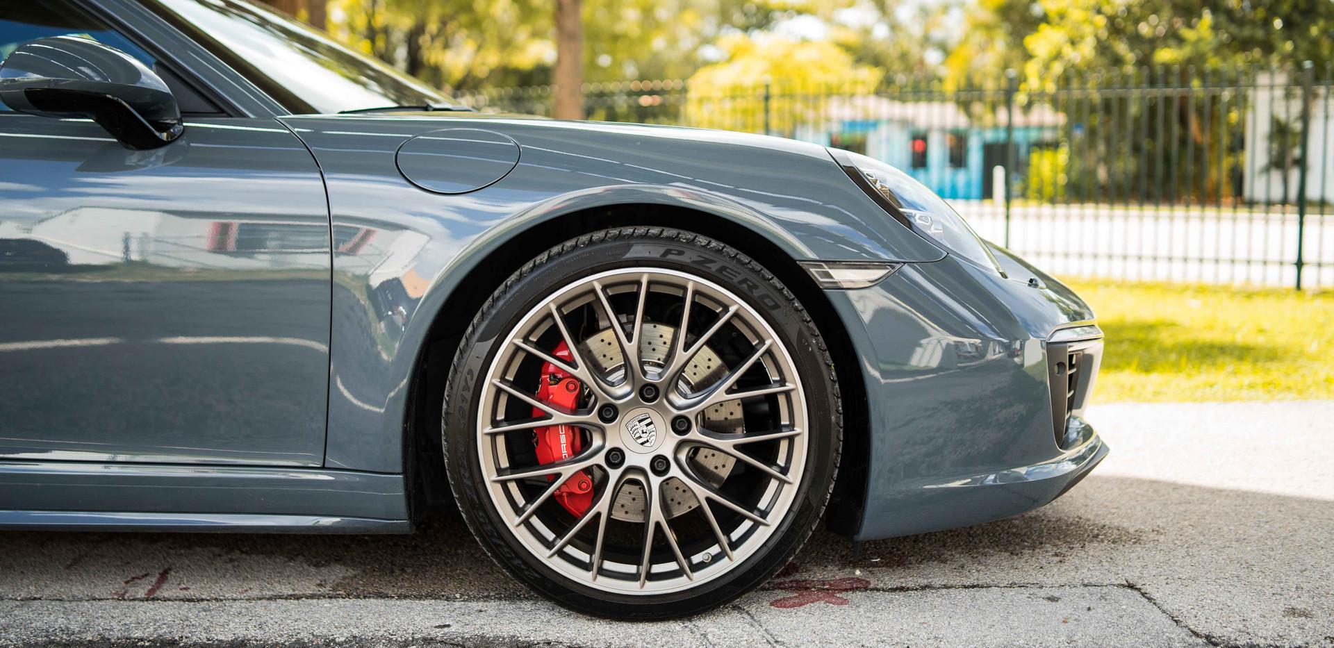 991.2 C4S Cabriolet